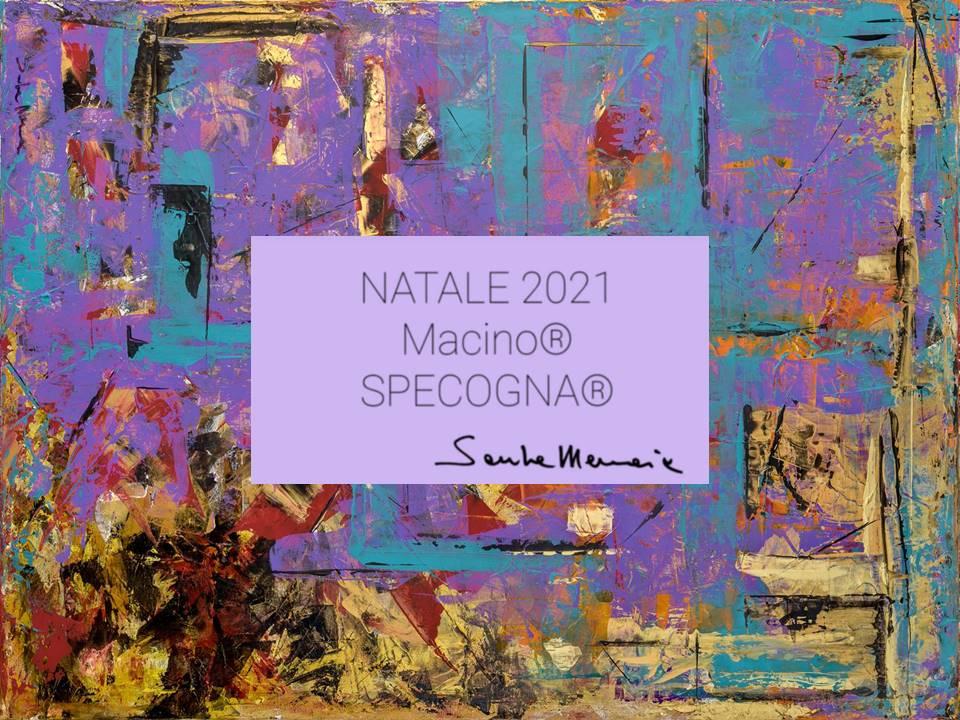 NATALE 2021 PANETTONE CON FARINA DI MELE E PICOLIT SPECOGNA