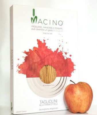 tagliolini alla farina di mele
